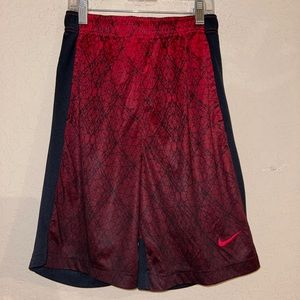 NIKE Active Sports Gym Shorts With Tie Inside